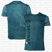 Reebok Combat Spray Dye Stonewashed  T-shirt