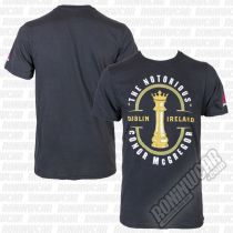 Reebok Conor McGregor Chess Piece Tee Negro