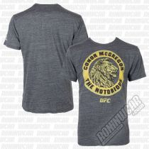 Reebok Conor McGregor The Lion Tee Negro