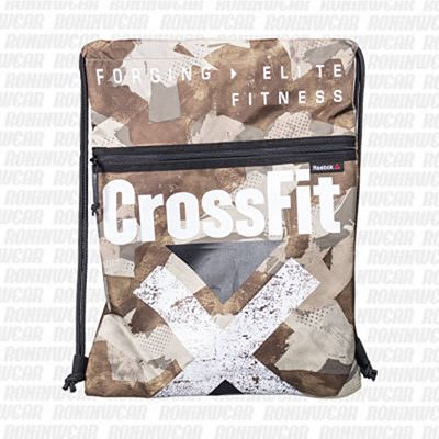 Reebok CrossFit Drawstring Sackpack Camo