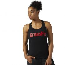 Reebok Crossfit F.E.F Graphic Women Negro