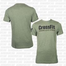 Reebok CrossFit Forging Elite Fitness T-shirt Verde