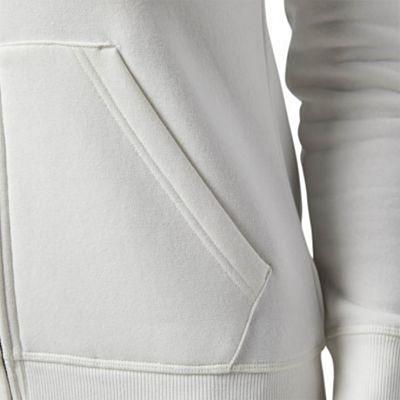 Reebok Crossfit Full Zip Hoodie Women Blanco