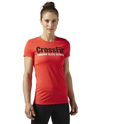Reebok Crossfit Speedwick F.E.F. Women Red