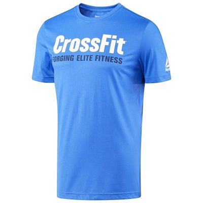 Reebok CrossFit Speedwick F.E.F. Graphic Tee Blue