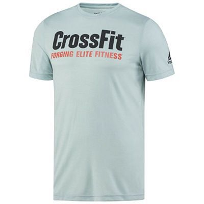 Reebok CrossFit Speedwick F.E.F. Graphic Tee Grey