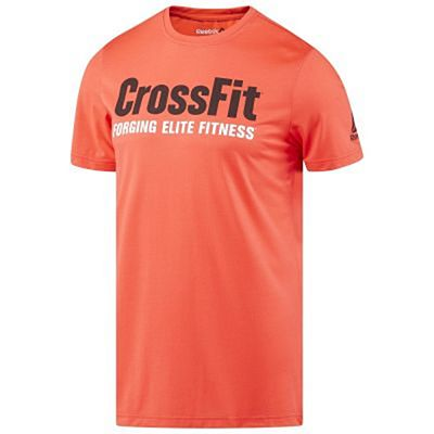 Reebok CrossFit Speedwick F.E.F. Graphic Tee Red