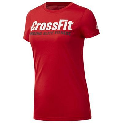 Reebok Crossfit Speedwick Red