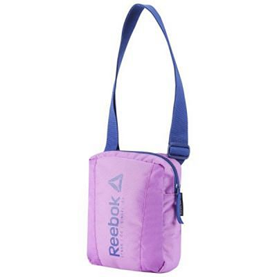 Reebok Found City Bag Purple