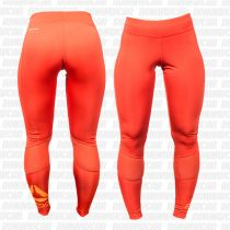 Reebok Leggings Workout Ready Graphic Laranja