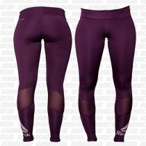 Reebok Leggings Workout Ready Graphic Roxo