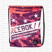 Reebok Motion U Gymsack Training Naranja