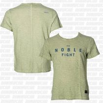 Reebok Noble Fight Tee T-shirt Verde