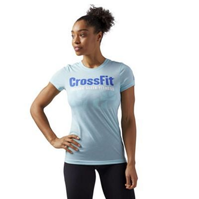 Reebok Crossfit Speedwick FEF Light Blue