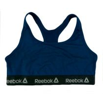Reebok Sports Crop Top Izabela Azul Marino
