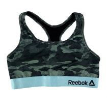 Reebok Sports Crop Top Marion Camo