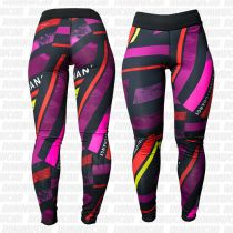 Reebok Tights LesMills Reversible Preto