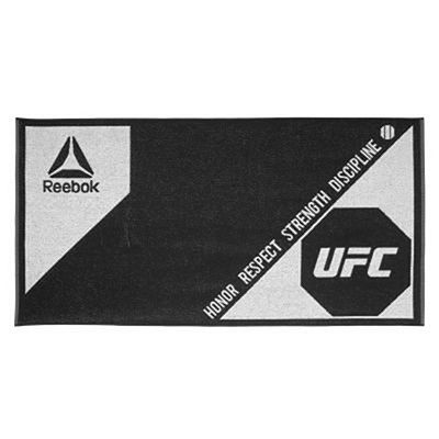 Reebok Towel UFC Black-White