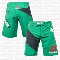 Reebok UFC Conor Mcgregor Octagon Fightshorts Verde