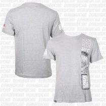 Reebok UFC Ultimate Fan 5X5R T-shirt Gris