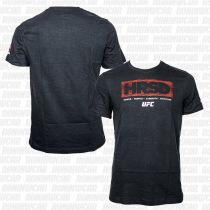 Reebok UFC Ultimate Fan HRSD T-shirt Negro