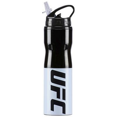 Reebok Waterbottle UFC Black-White