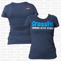 Reebok Womens Crossfit Forging Elite Fitness Azul Marino