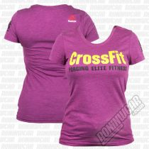 Reebok Womens Crossfit Forging Elite Fitness Morado