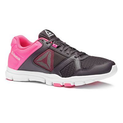 Reebok Yourflex Trainette 10 MT Grey-Pink