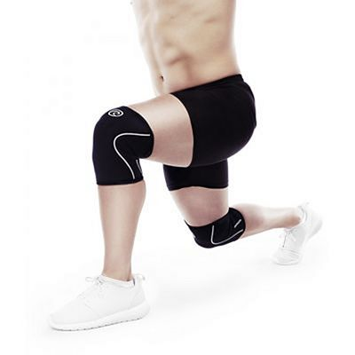 Rehband Rx Knee Support 5mm Preto