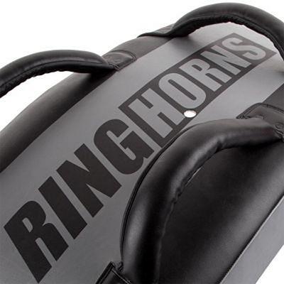 Ringhorns Charger Kick Shield Svart