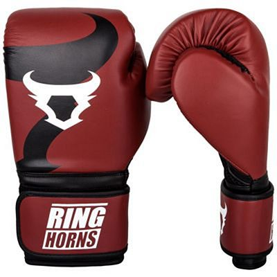Ringhorns Charger Boxing Gloves Rouge