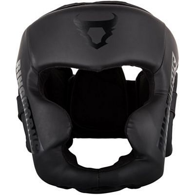 Ringhorns Charger Headgear Black-Black