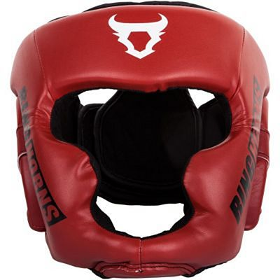 Ringhorns Charger Headgear Rosso