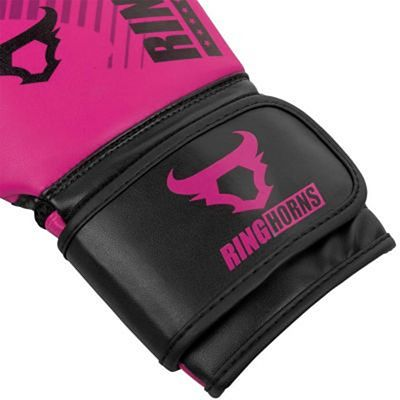 Ringhorns Charger MX Boxing Gloves Pink-Black