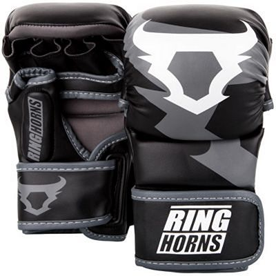 Ringhorns Charger Sparring Gloves Black