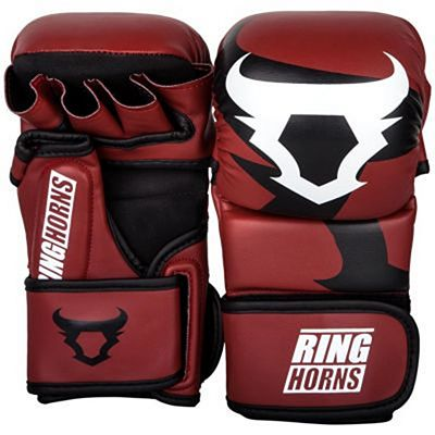 Ringhorns Charger Sparring Gloves Red