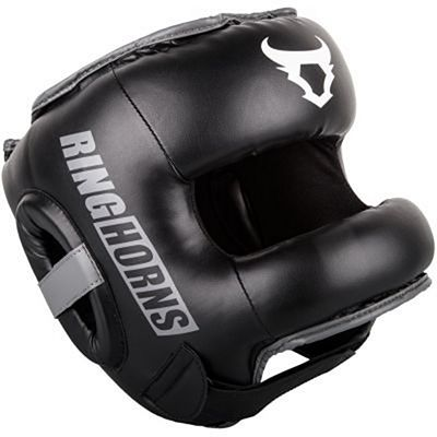 Ringhorns Nitro Headgear Black