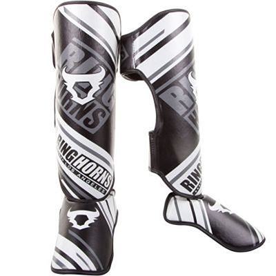 Ringhorns Nitro Shin Guards Insteps Black