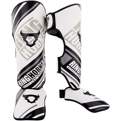 Ringhorns Nitro Shin Guards Insteps White