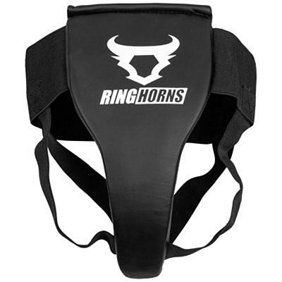 Ringhorns Women Charger Groin Guard & Support Schwarz