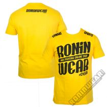 RoninWear Big Logo Giallo