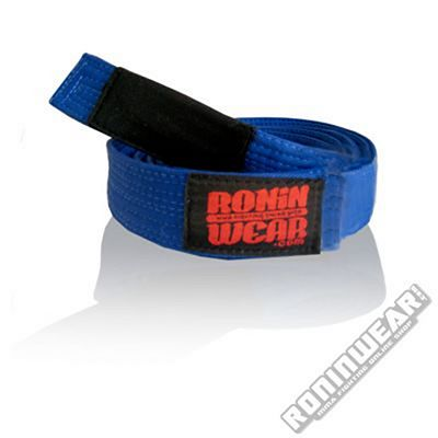 RoninWear Light BJJ Belt For Women Blue
