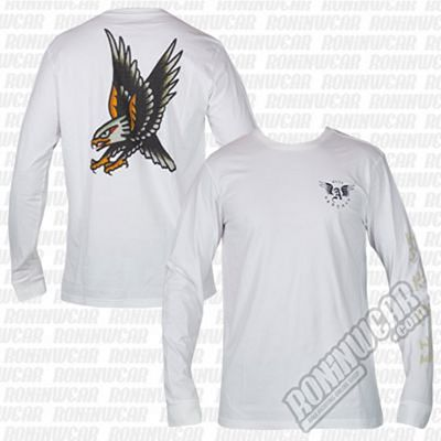 RVCA Archy Eagle Blanco