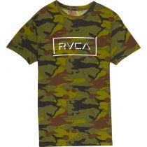 RVCA Big SS T-shirt Camo