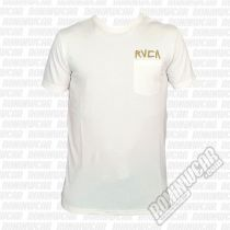 RVCA Bolt Tiger Marron