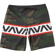 RVCA Bruce II Trunk 19 Inches Boardshorts Camo