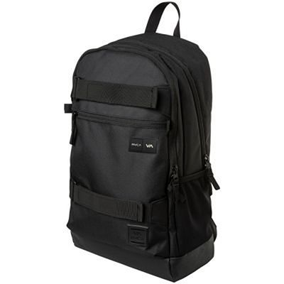 RVCA Curb Skate Backpack Black