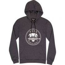 RVCA Front Panther Hoody Grey-White