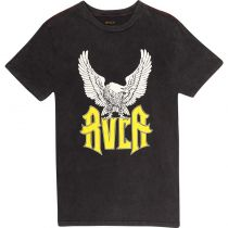 RVCA Front Wings T-shirt Negro